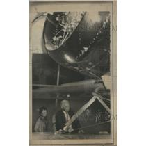 1970 Press Photo Charles A. Lindbergh American Aviator- RSA09029