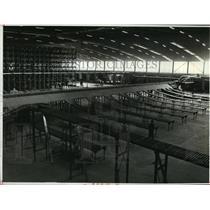 1967 Press Photo KLM, Royal Dutch Airlines cargo-handling facility, Houston