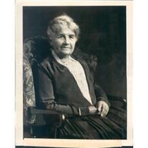 1930 Press Photo Detroit MI Blanche Rusby Loveliest Mother - ner36807