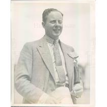 1927 Press Photo Miami Beach FL Lord Rossmore of HOD Segrave Party - ner36863