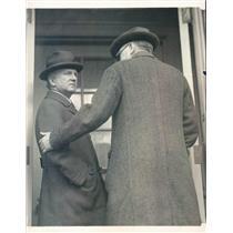 1924 Press Photo Chicago IL Joseph Tumulty Secy to President Wilson - ner53709