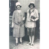 1929 Press Photo Denver CO Emma Nash, Mrs William Jeffers - rkf20469