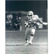 Press Photo NFL Atlanta Falcons Wide Receiver Reggie Smith - snb9033
