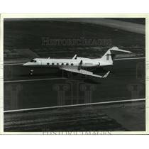 1988 Press Photo Airplane of Gulfstream Aerospace, Corp. - hcx06101