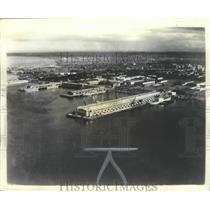 1941 Press Photo Bay Of Manila In Philippine Islands - mjb67859