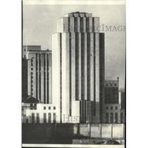1932 Press Photo St. Paul, Minn.new city hall and courthouse - spa86646