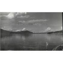1943 Press Photo Pend Oreille Lake - spa87385