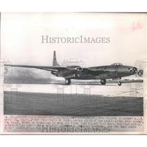 1947 Press Photo The XB-46, Consolidated Vultee's new experimental army bomber