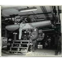 1950 Press Photo Landing Gears Engine Marcelles - nem48563
