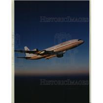 1997 Press Photo Midfield L-1011 Missile That Carries Pegasus Rocket.