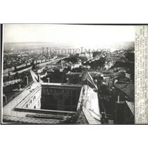 1940 Press Photo Nazi Germany European war Southward - RRX82641
