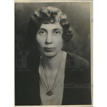 1932 Press Photo Kathryn O'Loughlin Democrat who defeated Rep CI Sparks