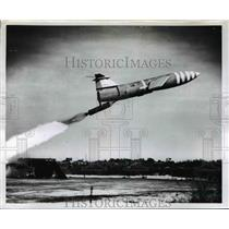 1958 Press Photo USAAF Matador Pilotless Plane - nem49636