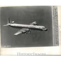 1961 Press Photo The type of Eastern Airlines plane that was hi-jacked to Cuba.