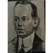 1916 Press Photo Edmund Justice Atlas line New York man - RRW78723