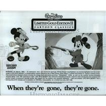 1951 Press Photo Scenes from Walt Disney's Shanghaied and R'Coon Dawg.