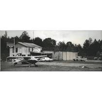 1972 Press Photo Airport at Bessemer, Alabama - abna19323