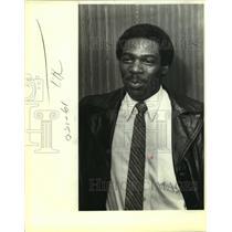 1984 Press Photo Former Dallas Cowboys football player Billy Joe Dupree