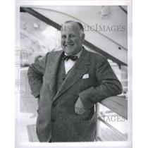 1961 Press Photo J D Standish US Golf Association - RRQ03949