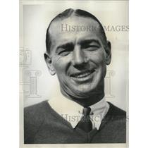 1929 Press Photo Johnny Farrell golfer New York - RRQ07649