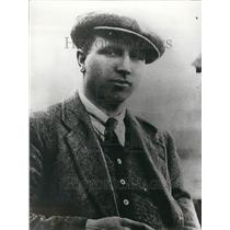 1919 Press Photo John Alcockmade the first transatlantic flight - KSB65611