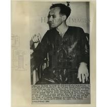 1962 Press Photo Army Specialist 4, George Fryett, Jr. released from Viet Cong