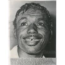 1950 Press Photo Joe Brown Lightweight Champion Paolo - RRQ18615