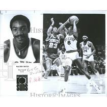 1978 Press Photo Phoenix Suns Basketball Walter Davis - RRQ20909
