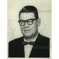 1962 Press Photo Claude L. Greene of North Carolina - nob21607