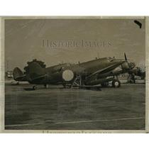 1939 Press Photo Type #14 Lockheed Bombers built for British Royal Air Force