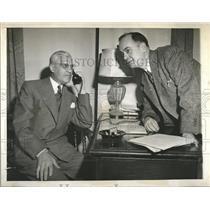 1944 Press Photo William Harridge American O'Connor - RRQ50193