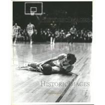 1980 Press Photo Philadelphia 76ers Doug Collins - RRQ53655