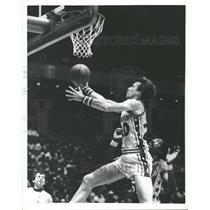 1978 Press Photo Doug Collins Philadelphia 76ers Lay-up - RRQ53657