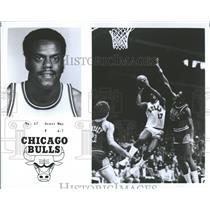 1979 Press Photo Chicago Bulls Scott May - RRQ53795