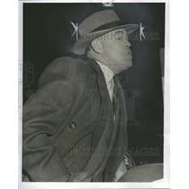 1954 Press Photo Frank King Clancy NHL Coach - RRQ30635