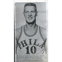 1965 Press Photo Kerr traded to Bullets for Jones - RRQ15919