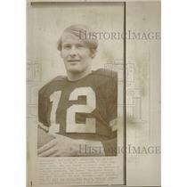 1969 Press Photo Football - RRQ35117