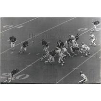 1972 Press Photo Bobby Douglas Chicago Bears - RRQ64693