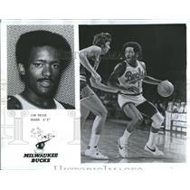 1976 Press Photo Jim Price/Milwaukee Bucks/Basketball - RRQ65599