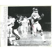 1978 Press Photo Lydell Mitchell American Football Play - RRQ66785
