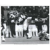 Press Photo Thurman Thomas Buffalo Bills Football Playe - RRQ66333