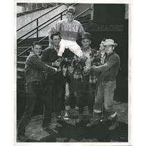 1964 Press Photo The Baze Boys Riding Clan - RRQ56927