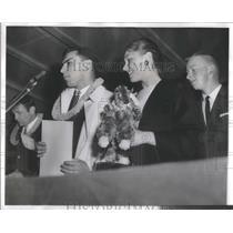 1960 Press Photo Don Millich Airport Rally - RRQ66495