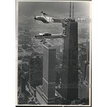 1980 Press Photo French Connection Aerobatic Team - RRQ34499