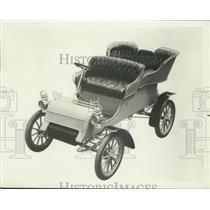 1903 Press Photo Model A Ford Car, Tonneau Version - mjx48234