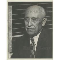 1946 Press Photo Airplane Inventor Orville Wright on his 75th Birthday