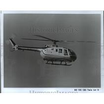 Press Photo Twin Jet II helicopter - hca27761