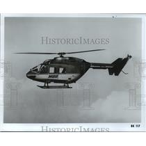 Press Photo Helicopter - hca27760