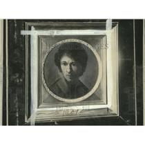 1927 Press Photo A portrait of Dutch Painter Rembrandt by Rembrandt around1627