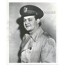 1950 Press Photo Frank Conniff Korean Front War Team - RRV32185